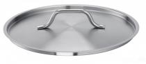 Gastro SUS pokrywa ze stali nierdzewnej 20cm 163030-20