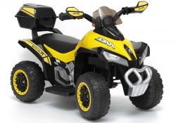 Quad na Akumulator GTS1188-A Żółty