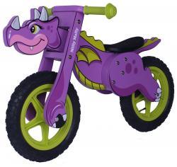 Milly Mally Rowerek Biegowy Dino Violet