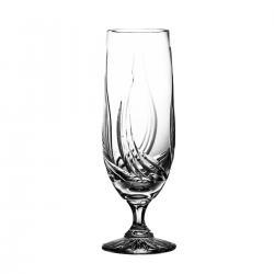 Pokale kieliszki do piwa kryształ 6 sztuk 4439