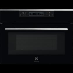Electrolux KVKBE00X - Kompaktowa mikrofala do zabudowy seria 600 Solo
