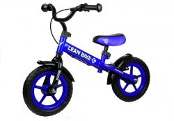 Rower Biegowy MARIO Do Odpychania Niebieski