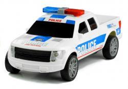 Wóz Policyjny w Skali 1:16 Światła Dźwięki Napęd