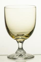 Pucharki kolorowe kryształowe do lodów deserów 6 sztuk (11814)