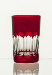 Szklanki kryształowe do soku wody 6 sztuk -4619