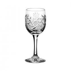 Kieliszki do wina kryształowe 6 sztuk 0205