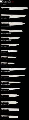 Brieto M1103-DPS Chef Knife 270mm - TOWAR W MAGAZYNIE